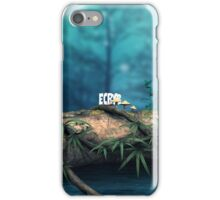 This Is My Swamp - Ecryb iPhone Case/Skin
