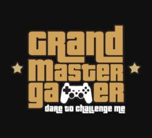 GRAND MASTER GAMER by RooDesign