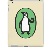 Penguin Selfie iPad Case/Skin