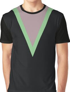 Screen Uniforms - Lost In Space - Dr Zachary Smith -Style 2 Graphic T-Shirt