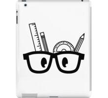 Stationery Nerd B/W iPad Case/Skin