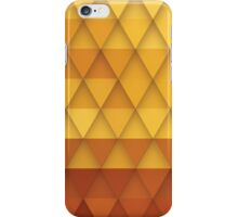 Abstract geometric colorful background, pattern design iPhone Case/Skin