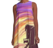 Valparaiso A-Line Dress