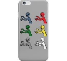 Grr. Argh. Colours  iPhone Case/Skin