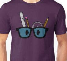 Stationery Nerd Colour Unisex T-Shirt