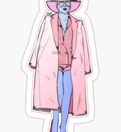 Joanne Sticker