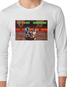 Draymond Kombat Long Sleeve T-Shirt