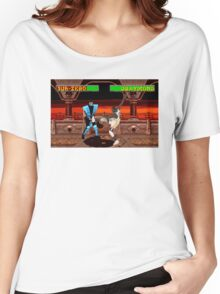 Draymond Kombat Women's Relaxed Fit T-Shirt