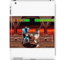 Draymond Kombat iPad Case/Skin