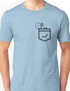 Fixie in the Pocket Unisex T-Shirt