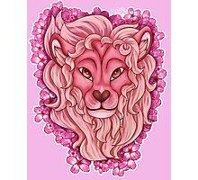 Lion [Steven Universe] Photographic Print