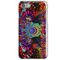Psychedelic Trip 2-cases iPhone Case/Skin