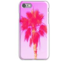Pink Palm Dreams iPhone Case/Skin