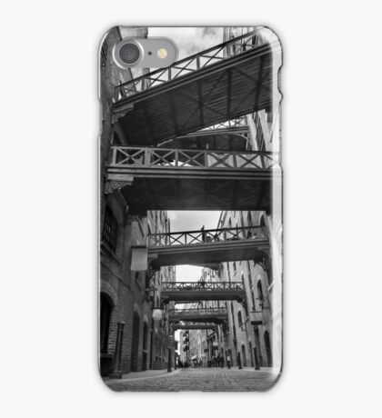 Shad Thames iPhone Case/Skin