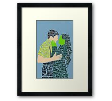 As Long As You're Mine Framed Print