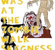 The Zombie Walk by Stephen Willmer