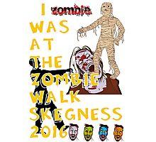 The Zombie Walk Photographic Print