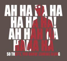 Dr Horrible Laugh  One Piece - Short Sleeve