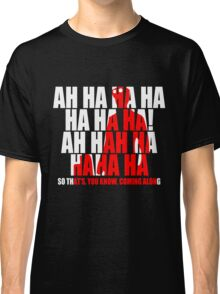 Dr Horrible Laugh  Classic T-Shirt