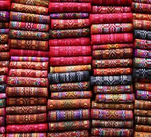Woven Belts at the Market by rhamm