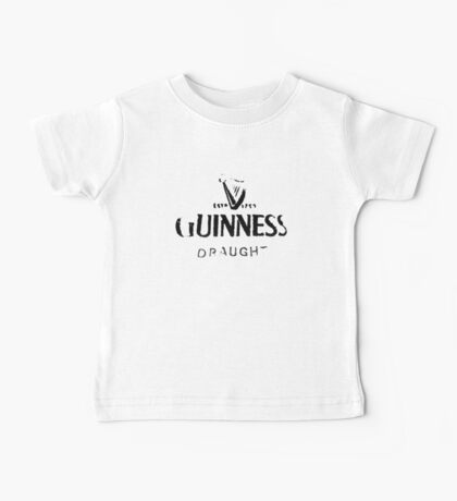 Guinness Draught Baby Tee