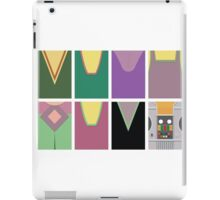 Screen Uniforms - Lost In Space - The Crew -Style 2 iPad Case/Skin