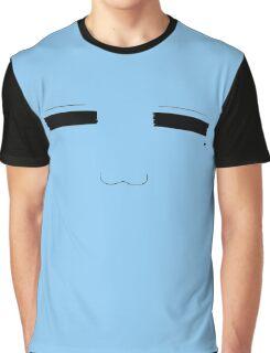 Konata Face Anime Manga Shirt Graphic T-Shirt