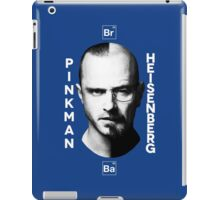 Breaking Bad - Pinkman & Heisenberg iPad Case/Skin