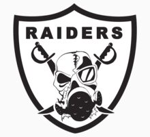 Oakland Raiders Kids Tee