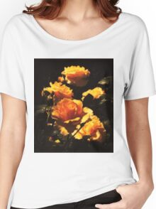 The Blooms of Spring - Honey Roses Women's Relaxed Fit T-Shirt