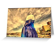 2016 Sculpture by the Sea 05 Greeting Card