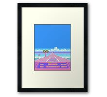 highway star Framed Print