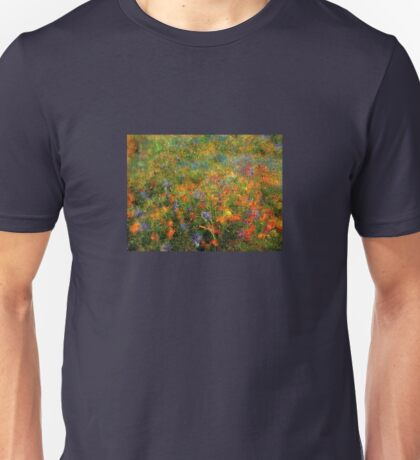Flower Love Unisex T-Shirt