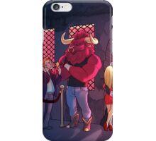 Club Minos iPhone Case/Skin