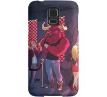 Club Minos Samsung Galaxy Case/Skin