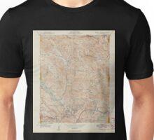 USGS TOPO Map California CA Briones Valley 302493 1949 24000 geo Unisex T-Shirt