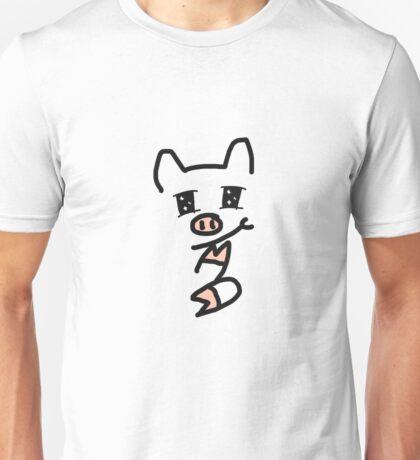 Handsome Pig Unisex T-Shirt