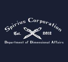 Spirius Corporation - DODA  by AquaMoon