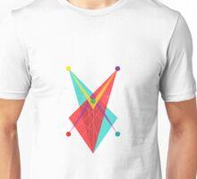 Double Arrow Rectangle Unisex T-Shirt