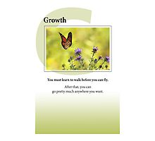 Growth Photographic Print
