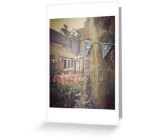 The Little Vintage Garden Greeting Card
