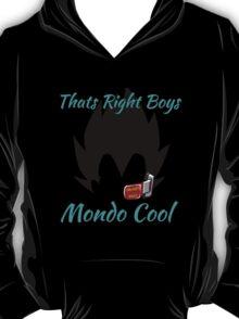 Vegeta - Mondo Cool T-Shirt