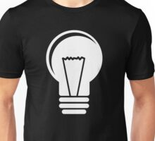 Idea Light Bulb Unisex T-Shirt