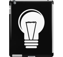 Idea Light Bulb iPad Case/Skin
