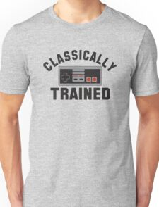Classically Trained Nintendo Unisex T-Shirt