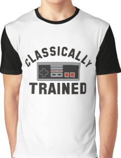 Classically Trained Nintendo Graphic T-Shirt