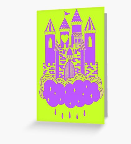 Once Upon A Time II Greeting Card