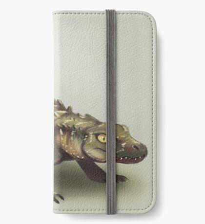 bab croc iPhone Wallet/Case/Skin