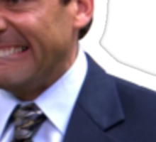 Michael Scott, Regional Manager Sticker
