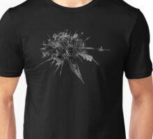 °FINAL FANTASY° Final Fantasy XIV B&W Logo Unisex T-Shirt